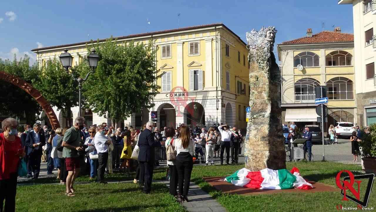 Castellamonte Inaugurazione Stele Costantino Nigra 17