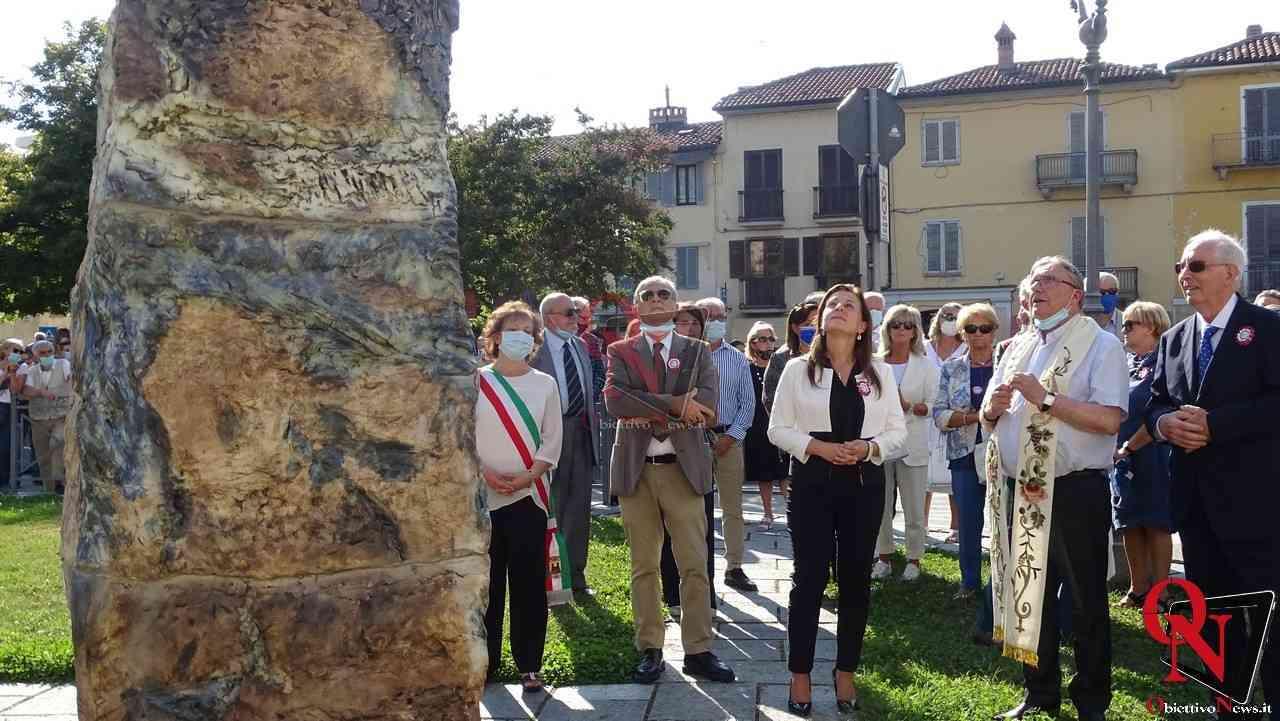 Castellamonte Inaugurazione Stele Costantino Nigra 18