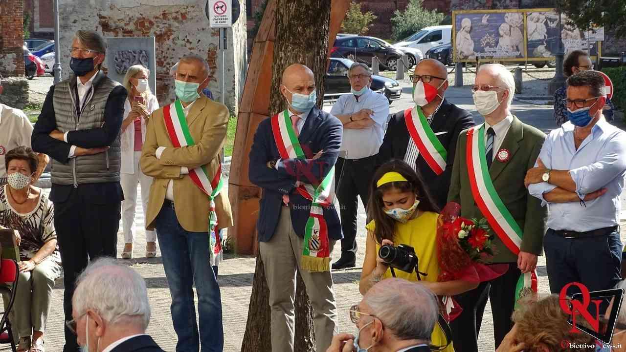 Castellamonte Inaugurazione Stele Costantino Nigra 3