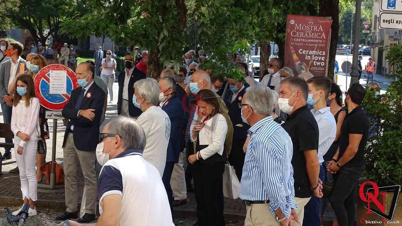 Castellamonte Inaugurazione Stele Costantino Nigra 4