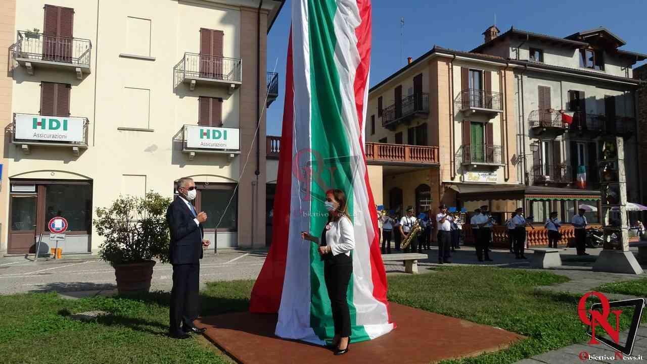 Castellamonte Inaugurazione Stele Costantino Nigra 7