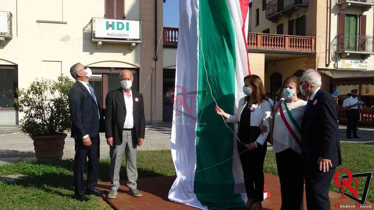 Castellamonte Inaugurazione Stele Costantino Nigra 8