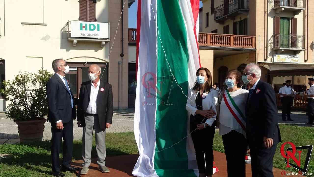 Castellamonte Inaugurazione Stele Costantino Nigra 9