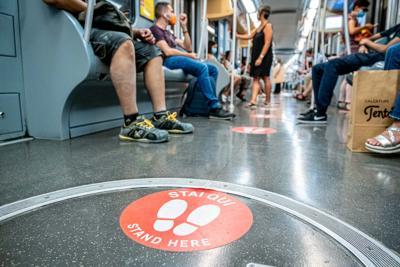 Covid Metro Milano Fg