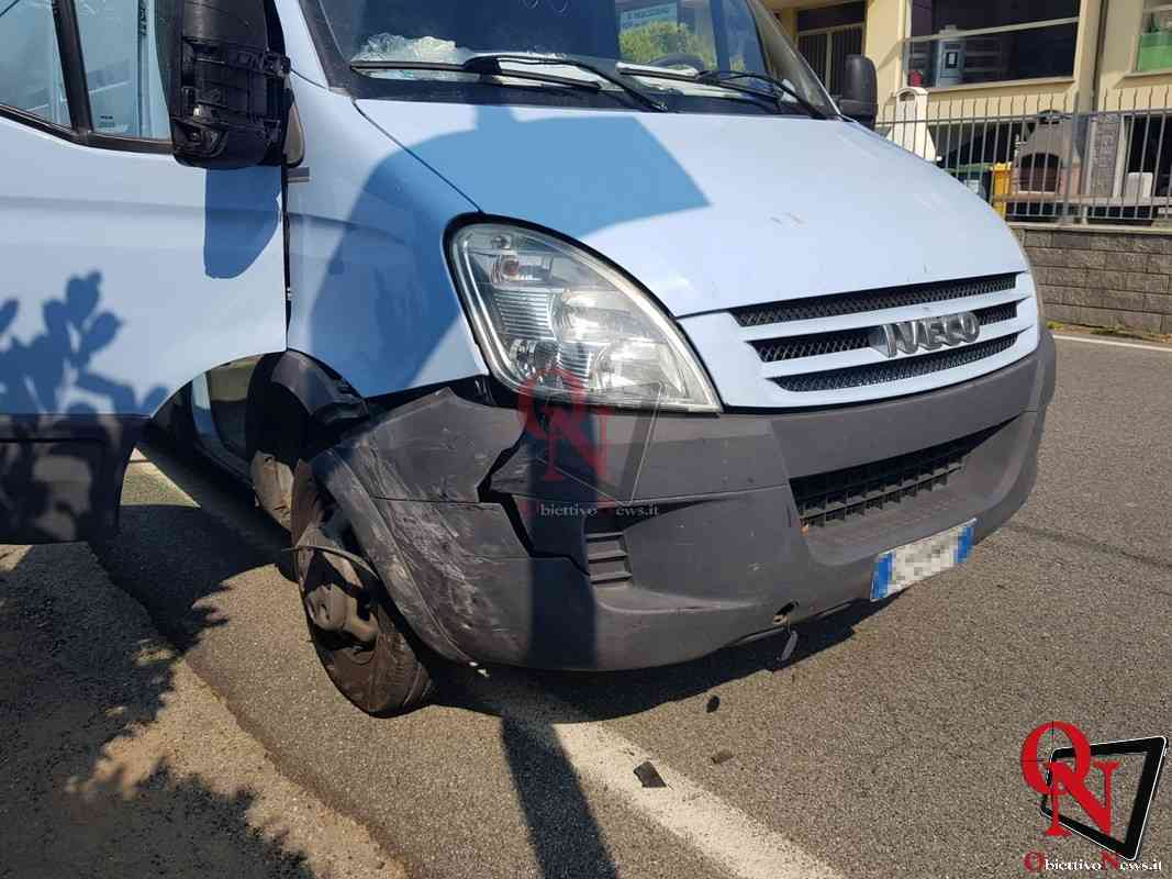 Favria Incidente Via Bertano 2