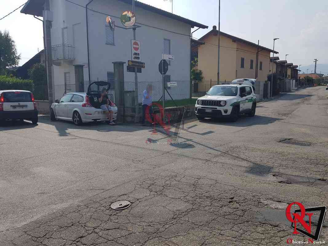Favria Incidente Via Bertano 3
