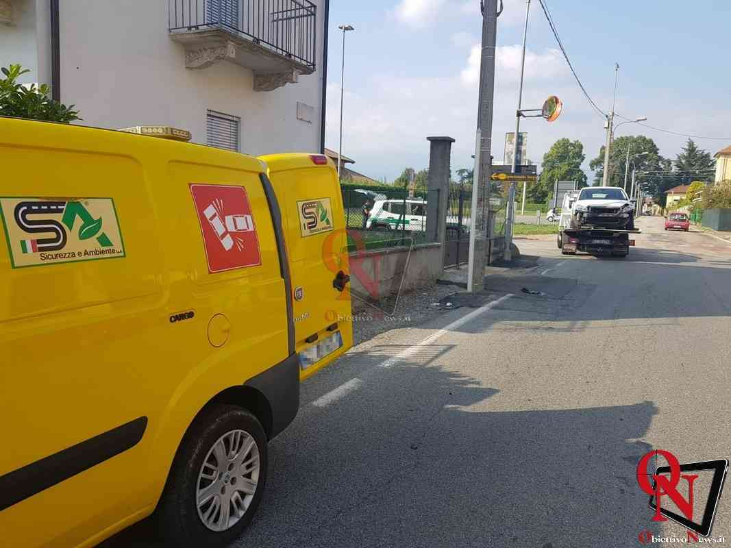 Favria Incidente Via Bertano 8