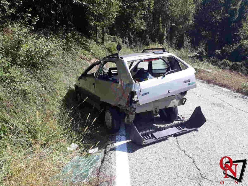 Sparone ribordone auto fuori strada 1 Res