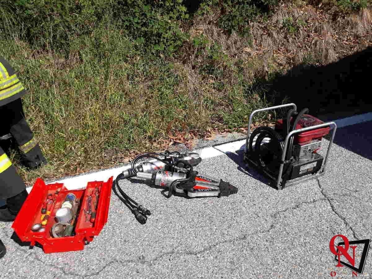 Sparone ribordone auto fuori strada 6 Res